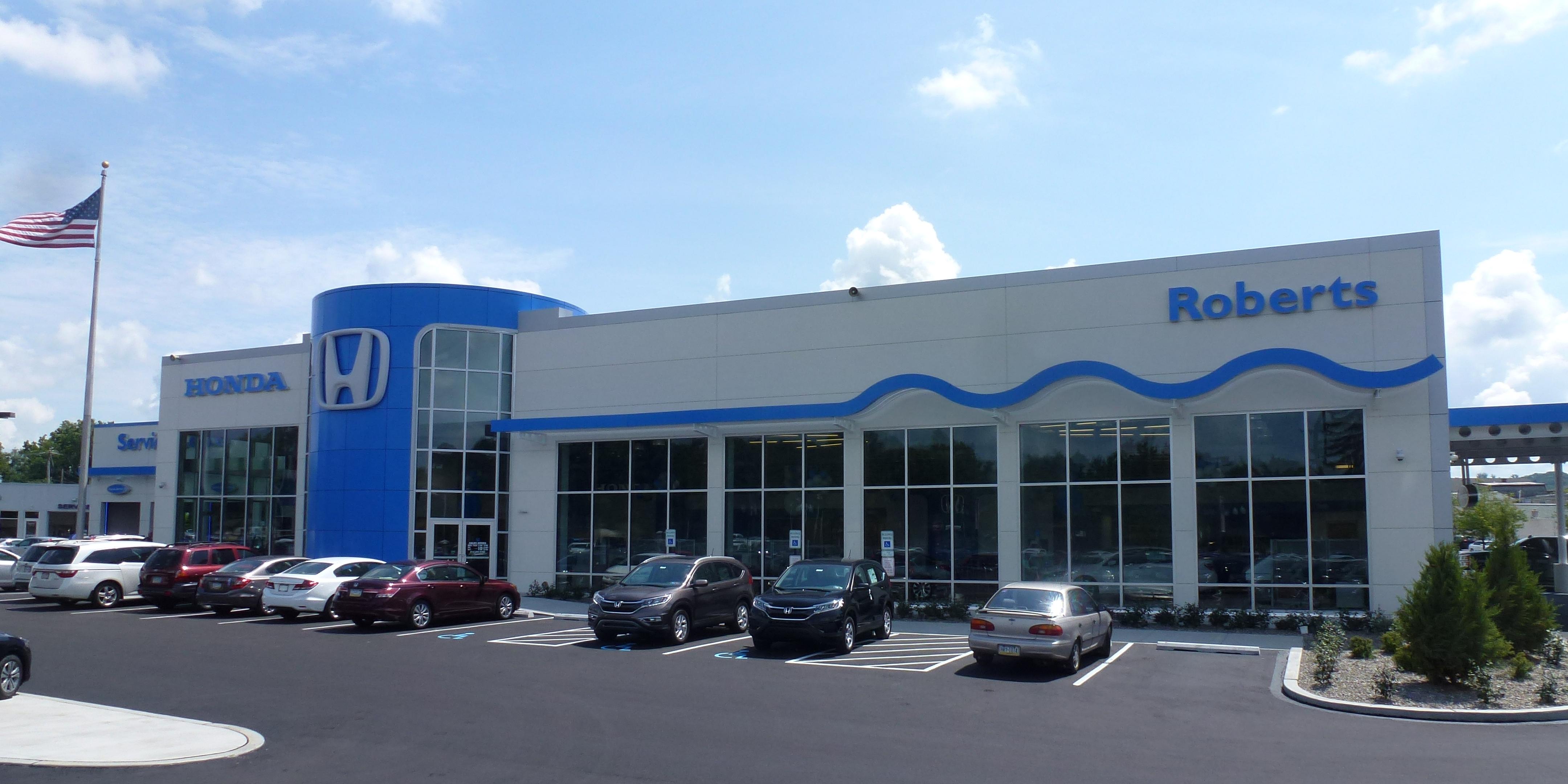 Roberts Honda Service