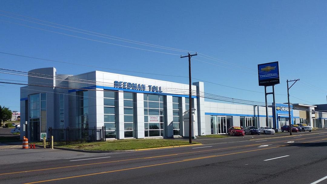 Reedman Toll Auto World >> kd2 architects | automotive