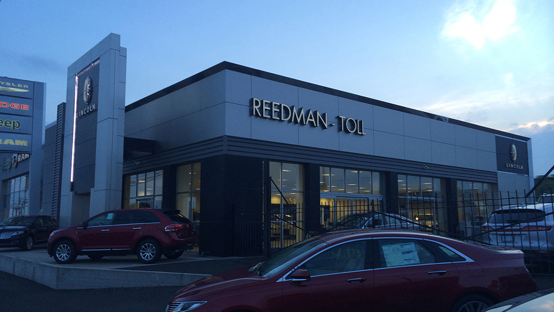 Reedman Toll Chevy >> kd2 architects | automotive